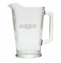 PERSONALIZED PITCHER  (GLASS): Sports, Food, & Drinks