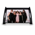 "Personalized Serving Tray - 11"" x 17""Photo"