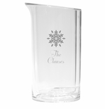 PERSONALIZED SNOWFLAKE WINE COOLER