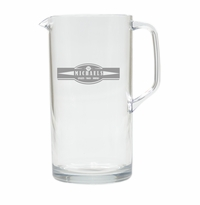 PERSONALIZED SPORTS BAR PITCHER  (Unbreakable)