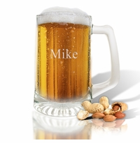 PERSONALIZED SPORTS MUG (GLASS)