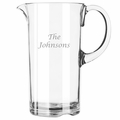 Personalized Tritan Pitcher 55 oz  (Tritan Unbreakable)