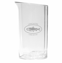 PERSONALIZED TROUT LAKE HOUSE WINE COOLER (Unbreakable)