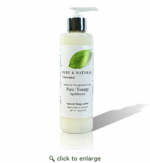 Pure|Energy Apothecary Body Lotion - Pure & Natural 8 oz