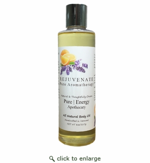 Pure|Energy Apothecary Body Oil - Pure Aromatherapy 8 oz
