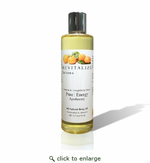 Pure|Energy Apothecary Body Oil - Satsuma 8 oz