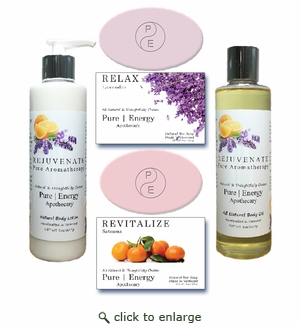 Pure|Energy Apothecary : Daily Delight  Gift Set #1 Pure Aromatherapy