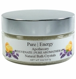 Pure|Energy Apothecary Pure Aromatherapy Bath Crystals 8 oz