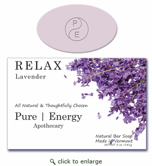 PURE | ENERGY APOTHECARY: RELAX with Lavender