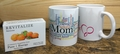 Pure Energy Apothecary Satsuma soap and Grandma Mug Set