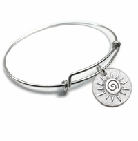 Pure Energy {vt} Forever Charms & Bangles : Dawn's Sun
