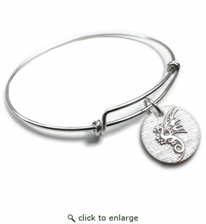 Pure|Energy {vt} Forever Charms & Bangles : Mystical Dragon