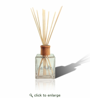 Reed Diffuser  Love Footprint : NO OIL