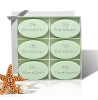 SIGNATURE SPA GREEN TEA & BERGAMOT INSPIRE: SIX BARS PERSONALIZED
