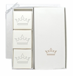 ECO LUXURY & SIGNATURE SPA: COURTESY GIFT SET : CROWN ICON IN GOLD