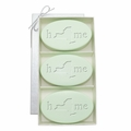 SIGNATURE SPA GREEN TEA & BERGAMOT TRIO: THREE BARS HOME STATE