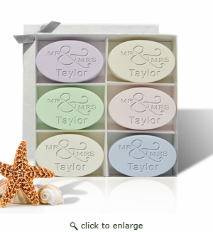 SIGNATURE SPA INSPIRE: GIFT SET MR & MRS