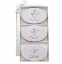 SIGNATURE SPA LAVENDER TRIO: LOVE KNOT