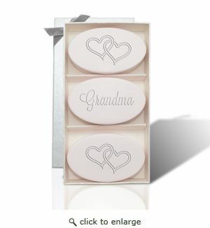 SIGNATURE SPA SATSUMA TRIO: GRANDMA DOUBLE HEART