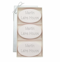 SIGNATURE SPA SATSUMA TRIO: THREE BARS PERSONALIZED LAKE HOUSE