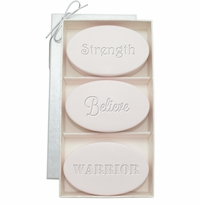 Signature Spa Trio Satsuma Soap BCA Warrior Gift Set