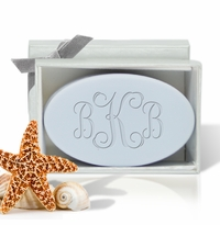 SIGNATURE SPA WILD BLUE LUPIN: SINGLE BAR PERSONALIZED