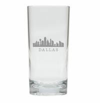 SKYLINE COOLER: SET OF 6 (Glass)