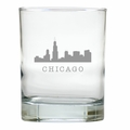 SKYLINE OLD FASHIONED - SET OF 4 (Unbreakable)