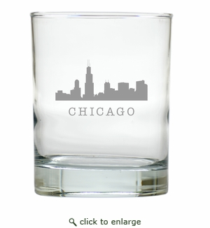SKYLINE OLD FASHIONED - SET OF 6 GLASS