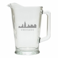 SKYLINE PITCHER  (GLASS)
