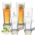 Tritan Pilsner 14 oz (Set of 4) : Nautical  with Name