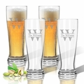 Tritan Pilsner 14 oz (Set of 4): Split Letter