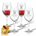 Tritan Wine Stems 12 oz (Set of 4) : Buck Lodge