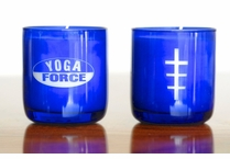 YOGAFORCE BLUE COLLECTION CANDLE