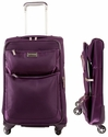 "Biaggi Contempo 22"" Foldable Spinner Carry-On"