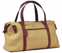 Claire Chase Canvas Overniter XL Duffel