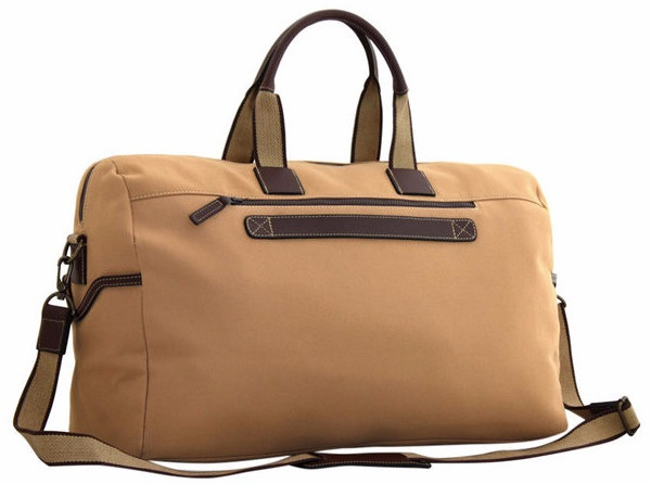 Jack Georges Canvas Travel Duffel Bag