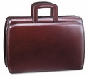 Jack Georges Elements Slim Leather Briefcase