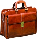 Mancini Signature Laptop / Tablet Briefcase