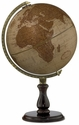 Replogle Leather Expedition Tabletop Globe