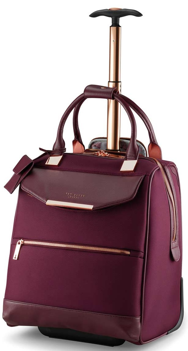 Hartmann proudly crafts the finest quality luggage and leather goods for discerning travelers.