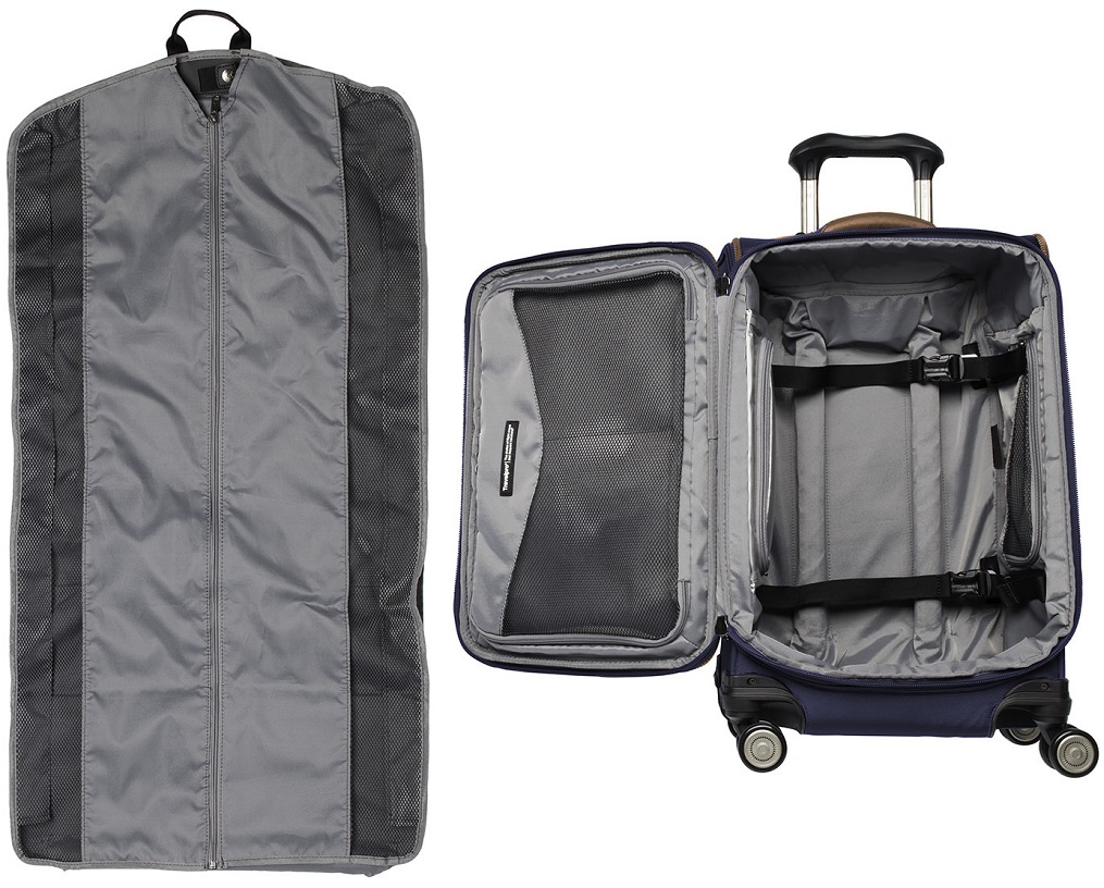 Travelpro Crew 11 21 Expandable Spinner Suiter Indigo