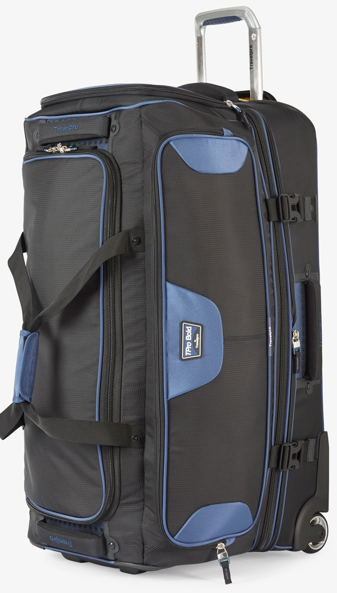 Travelpro T Pro Bold 2 0 30 Quot Drop Bottom Rolling Duffel