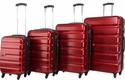 Triforce Midtown 4-Piece Luggage Set