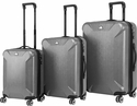 Triforce Oxford 3-Piece Luggage Set
