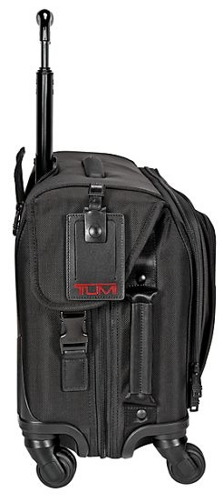 Alpha 2 Carry-On 4-Wheeled Garment Bag