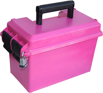 50 Caliber Ammo Can in Pink - AC50-27
