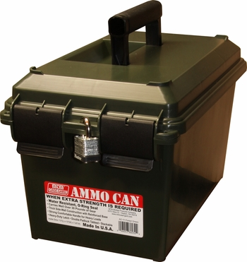 AC11 - Ammo Can in Forest Green