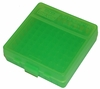 P-100-9-16 Clear Green 9mm