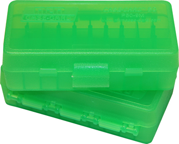 P50-9M in Clear Green